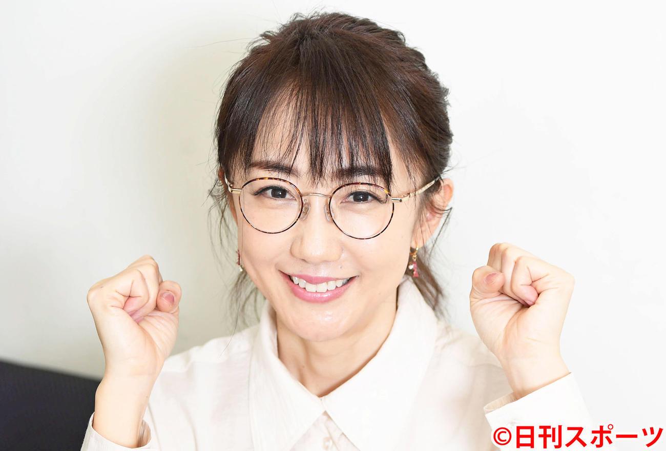 メガネ美人フリーキャスター唐橋ユミが歌手デビュー - 音楽 : 日刊スポーツ