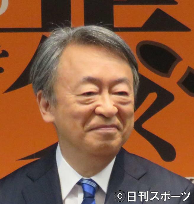 池上彰氏(2018年4月)