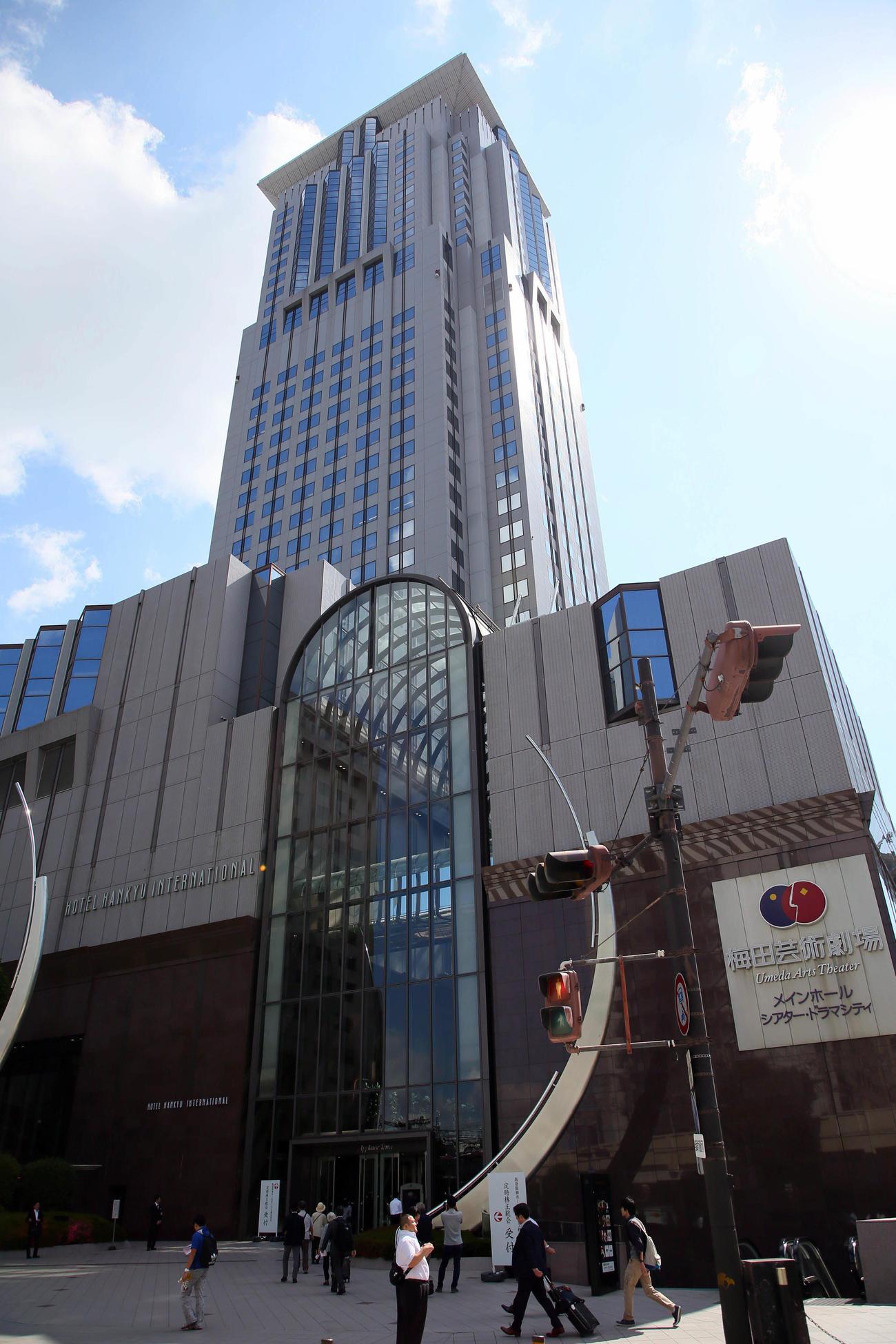 梅田芸術劇場(2017年6月13日)