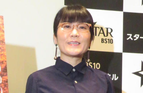 光浦靖子(18年10月撮影)