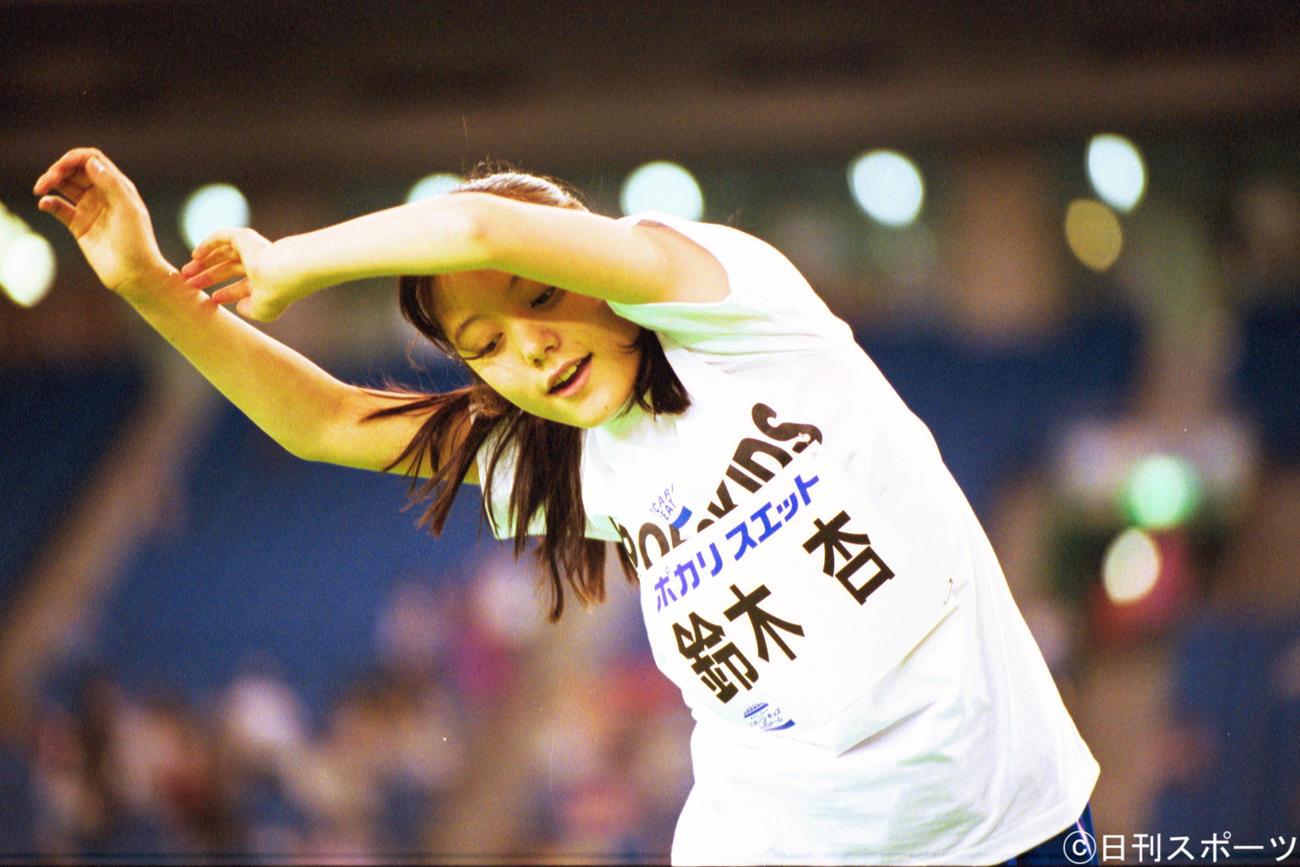 鈴木杏(01年6月)