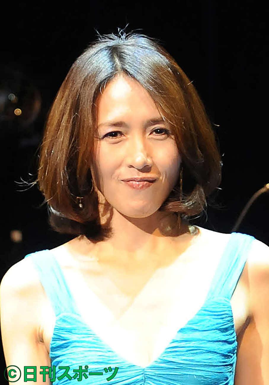 工藤静香(2012年11月4日撮影)