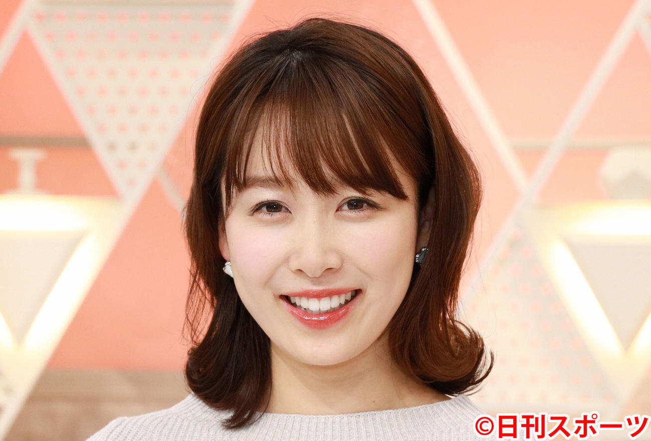 TBS良原安美アナウンサー(2020年2月27日撮影)