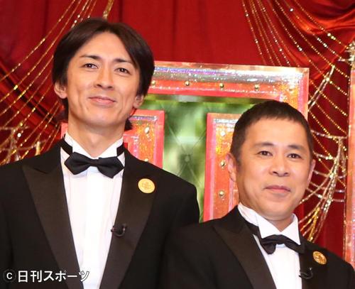 ナインティナイン矢部浩之と岡村隆史(2014年12月14日)