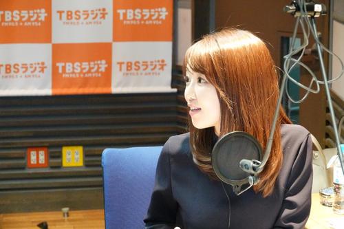 「好きなラジオ番組アシスタント」で3位にランクインしたフリーアナウンサーの幸坂理加