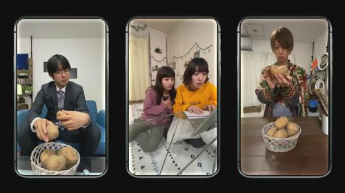 NHK札幌発「スマホのぞき見」ドラマ3夜連続放送