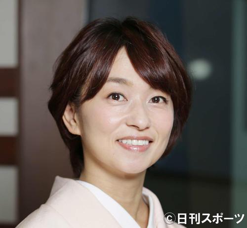 住吉美紀アナウンサー(2019年11月23日撮影)
