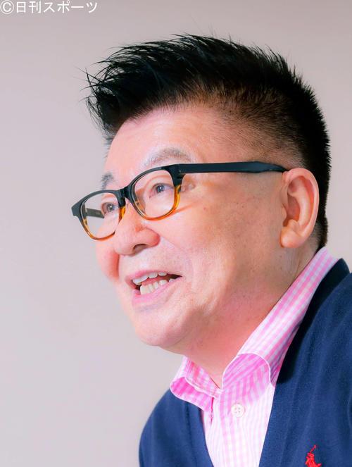 生島ヒロシ「強い心で」母校・法大の新入生を応援