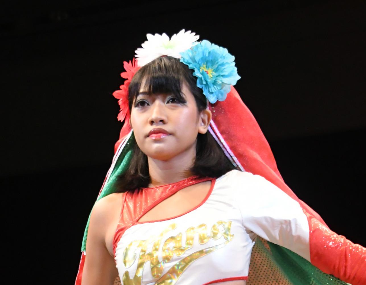 木村花さん(2018年9月2日撮影)