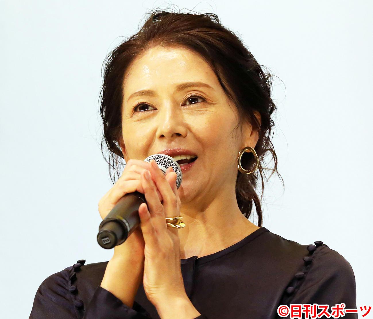 小泉今日子(2018年9月22日撮影)