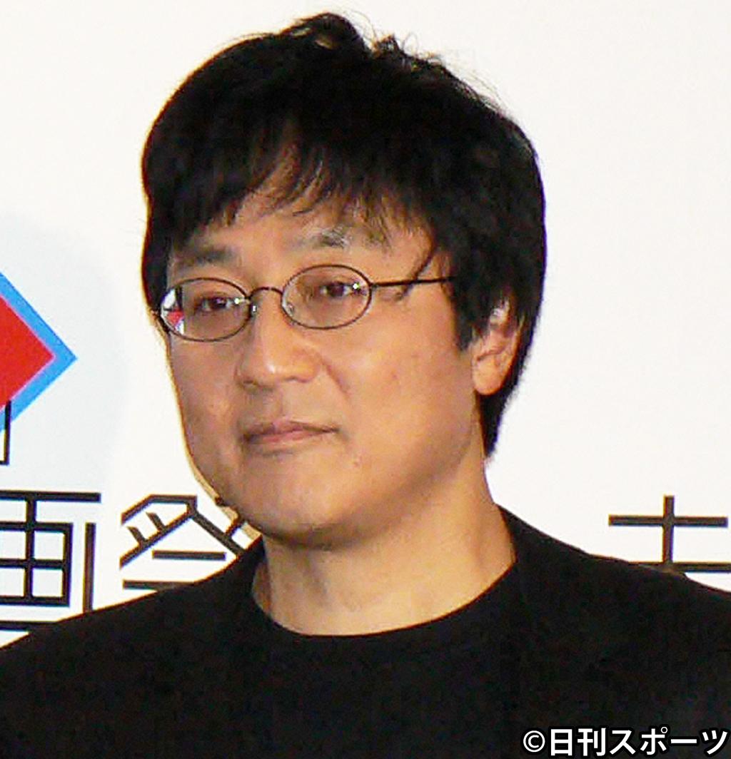 映画評論家の町山智浩氏(2010年11月12日撮影)