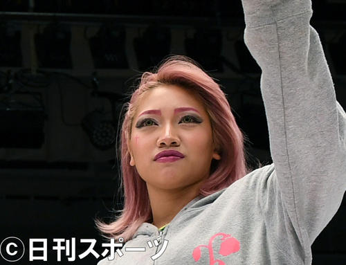 木村花さん(2019年12月24日撮影)