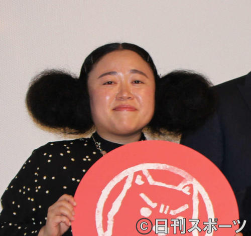 ニッチェ江上敬子(2018年2月10日撮影)