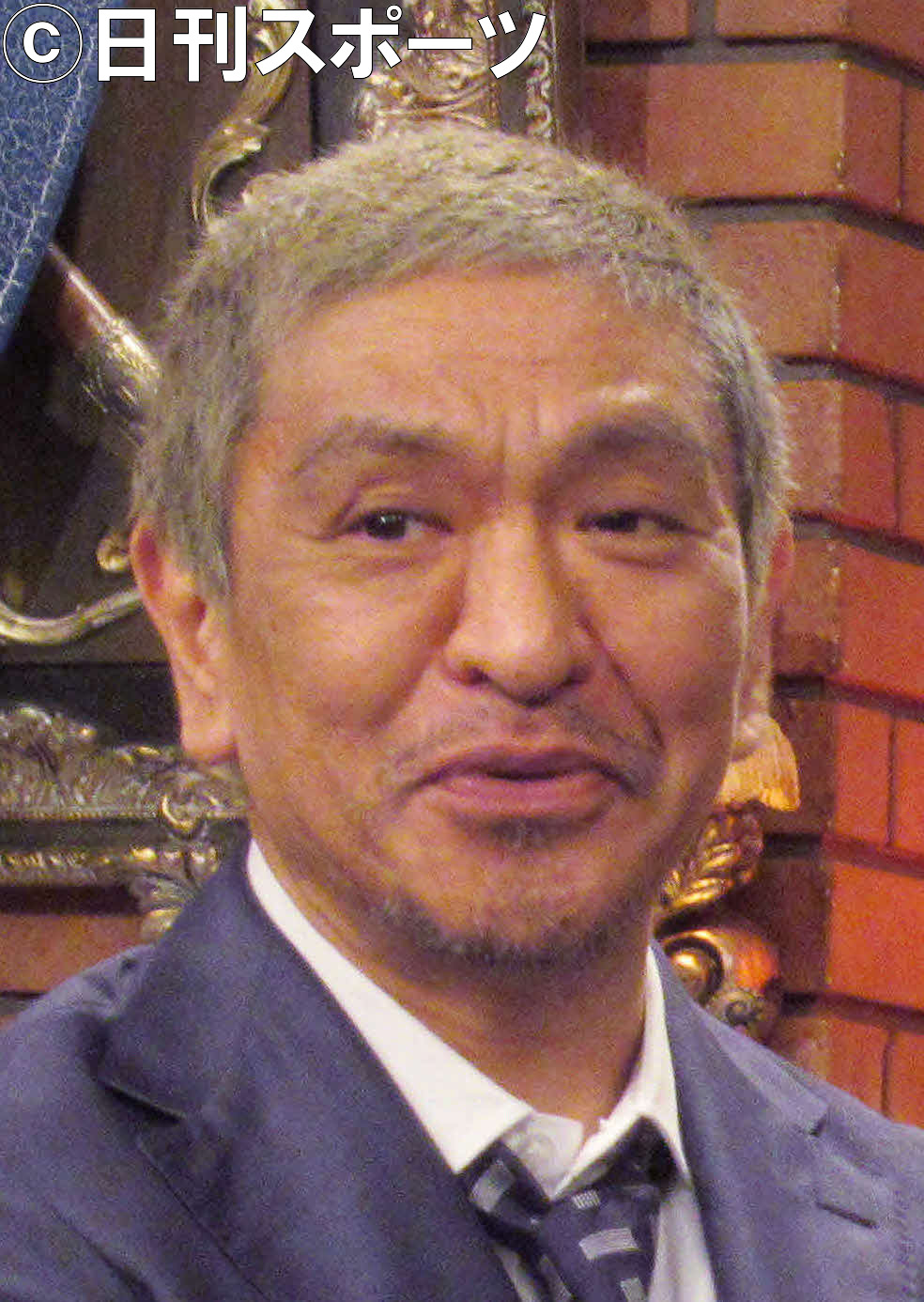 松本人志(2019年10月25日撮影)