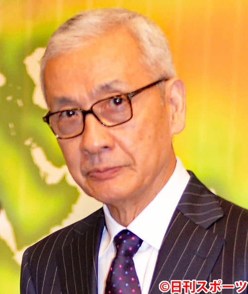 久米宏(2016年9月5日撮影)
