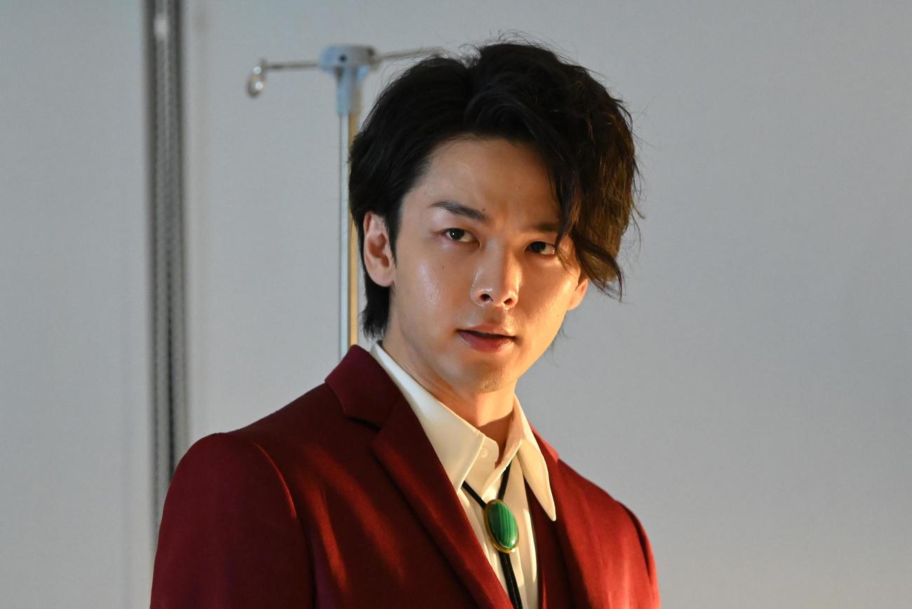 第7話の放送日が14日に決定した日本テレビ系「美食探偵 明智五郎」で主演を務める中村倫也