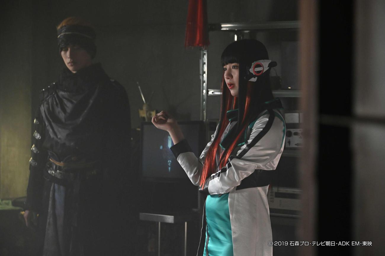 21日から放送再開するテレビ朝日系特撮番組「仮面ライダーゼロワン」