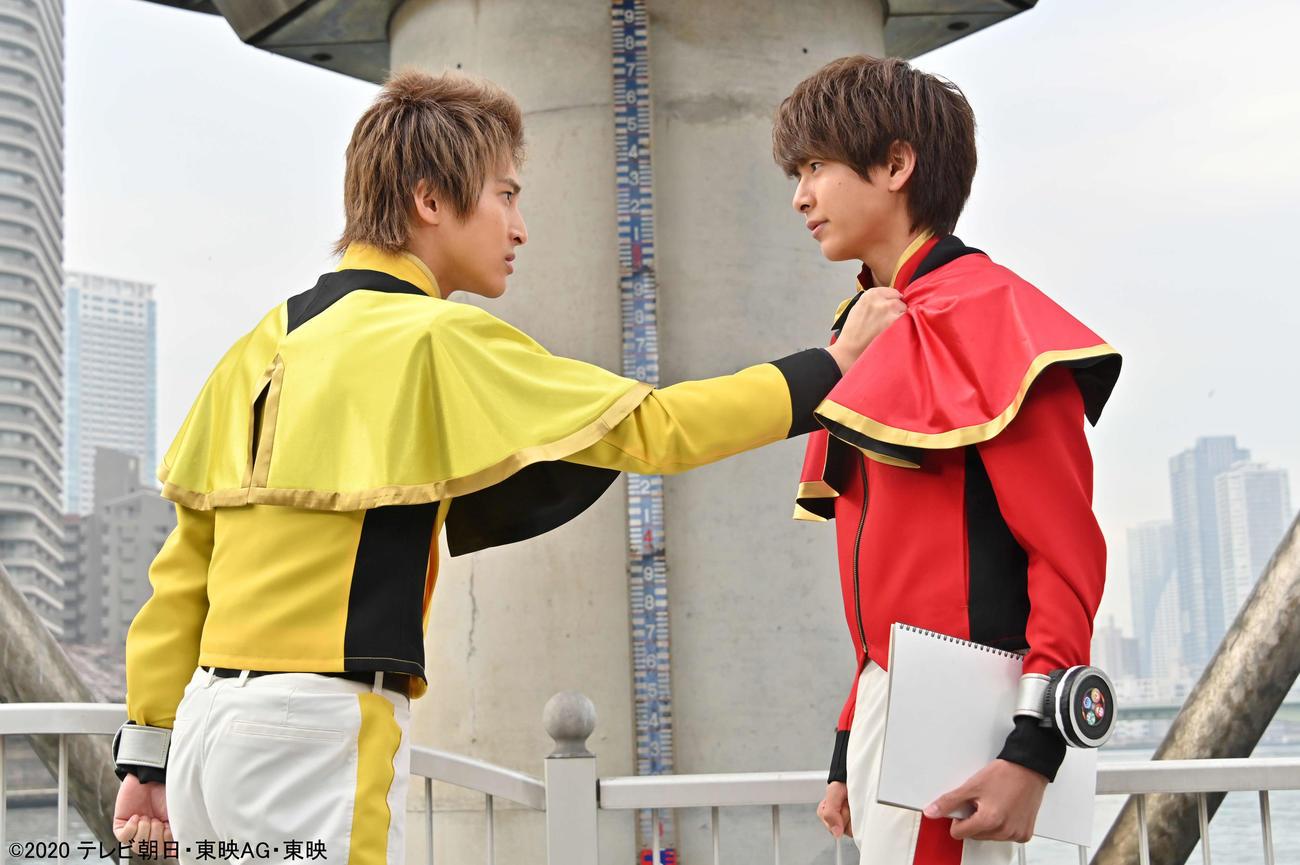 21日から放送再開するテレビ朝日系特撮番組「魔進戦隊キラメイジャー」