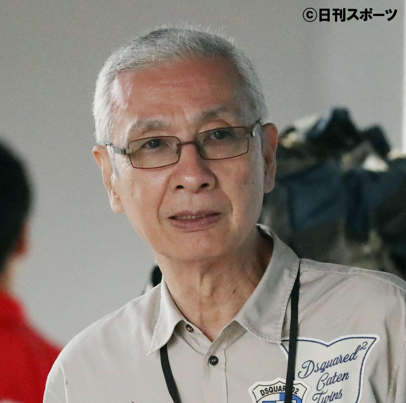 久米宏(19年2月撮影)