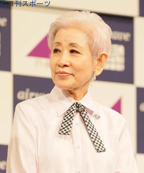 """Photo of Chizu Saeki died, """"I will not give up"""""""