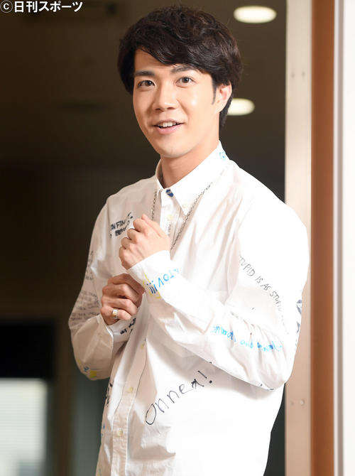 Photo of Takuya Nakazawa enters the Oricon 10th place for the first time in his fourth debut
