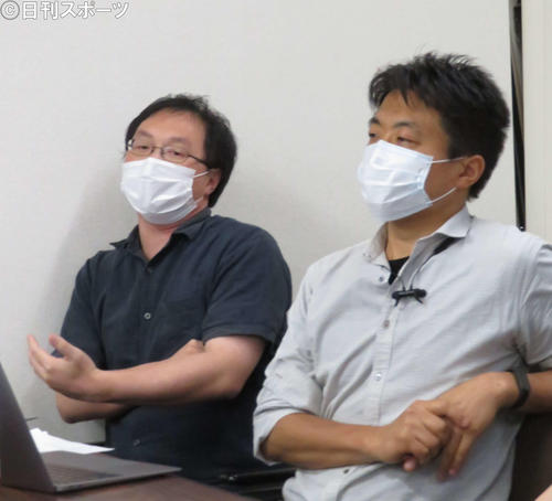 """Photo of Director Koji Fukada """"The Japanese movie industry has not become a monolith"""""""