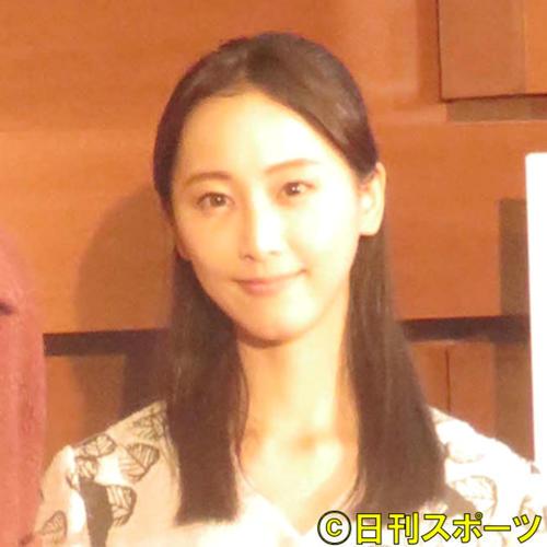 松井玲奈(2019年7月31日撮影)