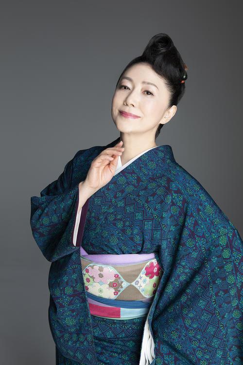 "Photo of Sayuri Ishikawa's new album ""Singing the traditions of Japan"" released"