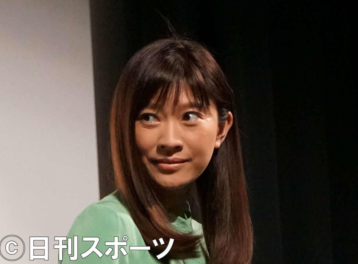 篠原涼子(2019年6月15日撮影)