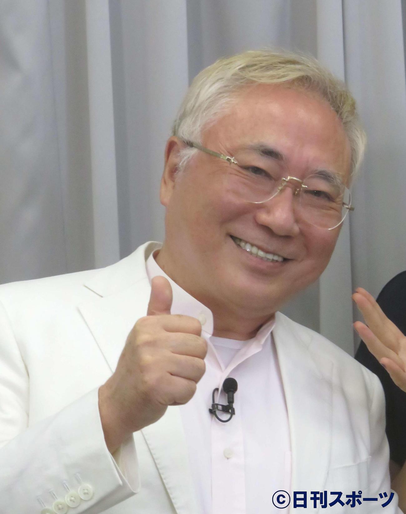 全身がん高須克弥氏、進行もコロナで手術受けられず - 芸能写真ニュース : 日刊スポーツ