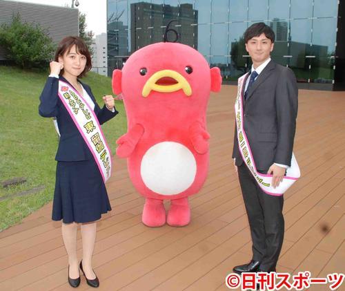 Photo of ABC Toru Gana Ana & Yuichiro Ohno Anna's debut aspirations