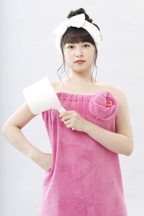 テレビ東京系ドラマ「ふろがーる!」に主演する桜井日奈子