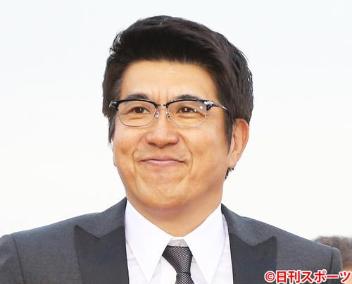 とんねるず石橋貴明(2014年12月28日撮影)