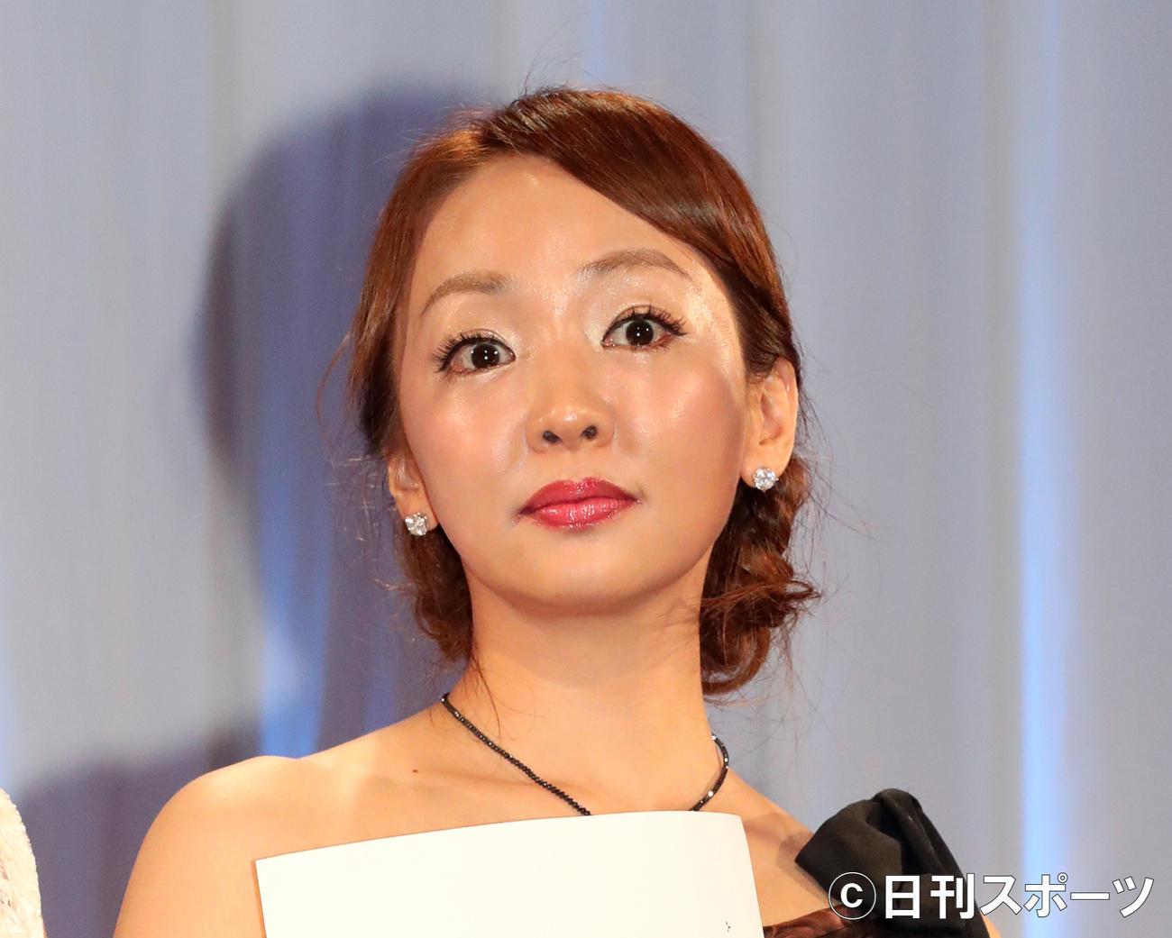 神田うの(2018年10月13日撮影)