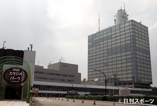 NHK会長「時間かかる」大河ドラマなど収録再開も