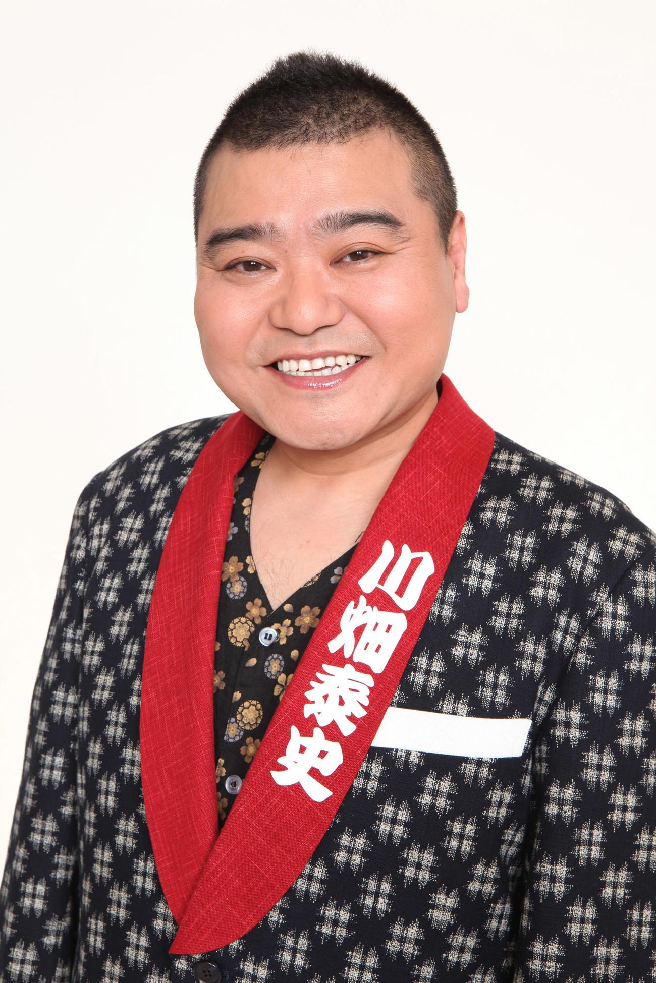 約4カ月半ぶりに再開する吉本新喜劇に出演する座長の川畑泰史