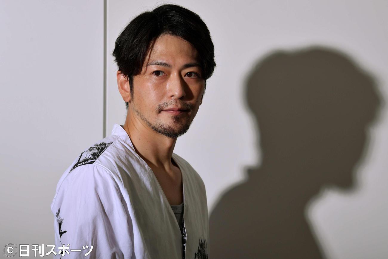 インタビュー 俳優として役者にとどまらず挑戦を続ける須賀貴匡=2020年6月29日