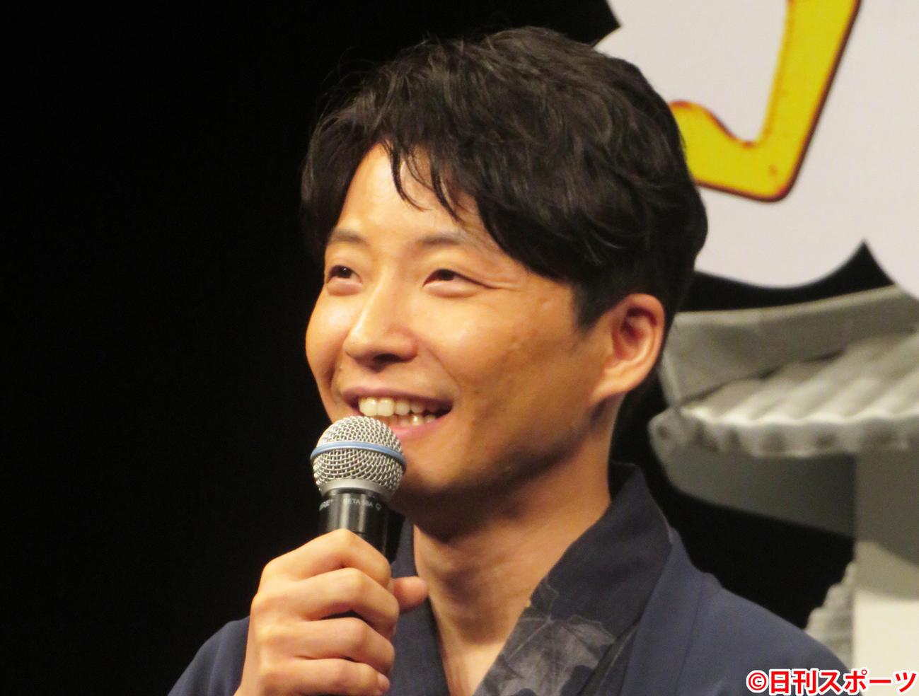 星野源(2019年7月23日撮影)