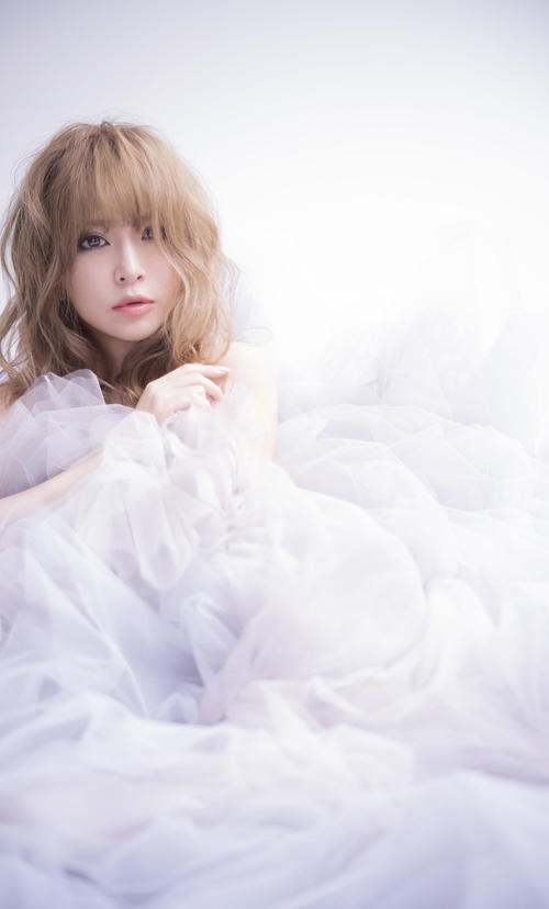 "Photo of Ayumi Hamasaki ""Really the lowest and highest"" M, sleep quietly…"