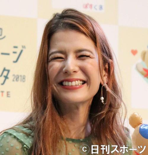 熊本出身スザンヌ、心配する声に感謝「家族も無事」