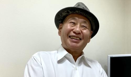 YouTubeチャンネル「有楽町すくらんぶる」に出演した泉谷しげる