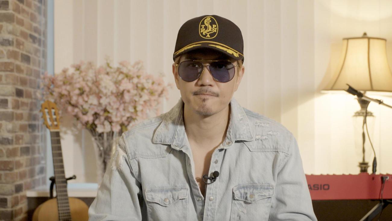 AIとともに「Musician Aid Japan Project」を発足するEXILE ATSUSHI