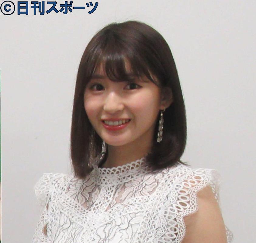 井上小百合(20年3月26日撮影)