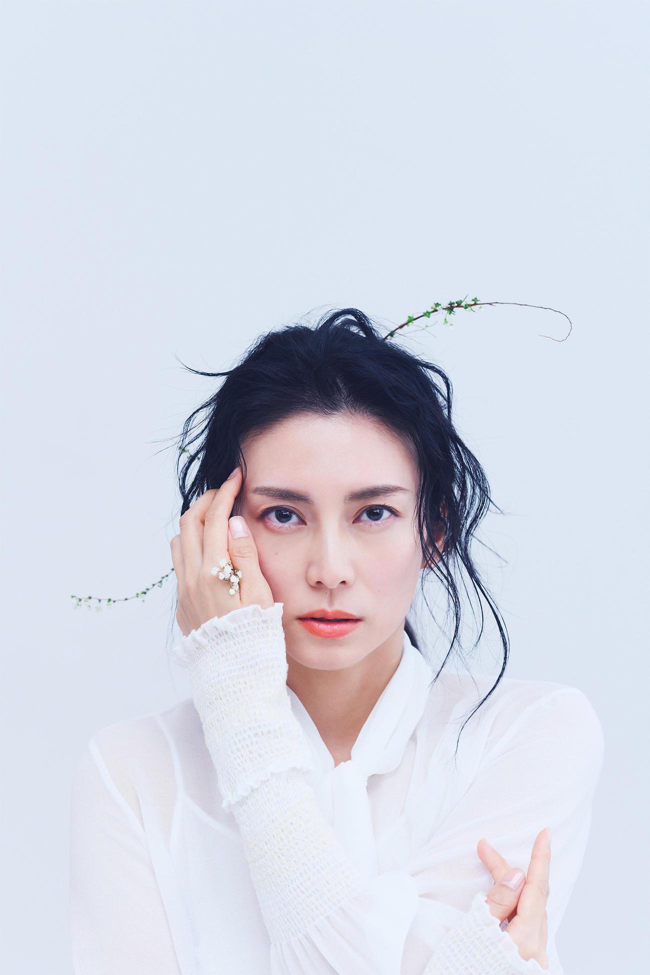 10月期の日本テレビ系連続ドラマ「35歳の少女」で民放連続ドラマで5年ぶりに主演を務める女優柴咲コウ