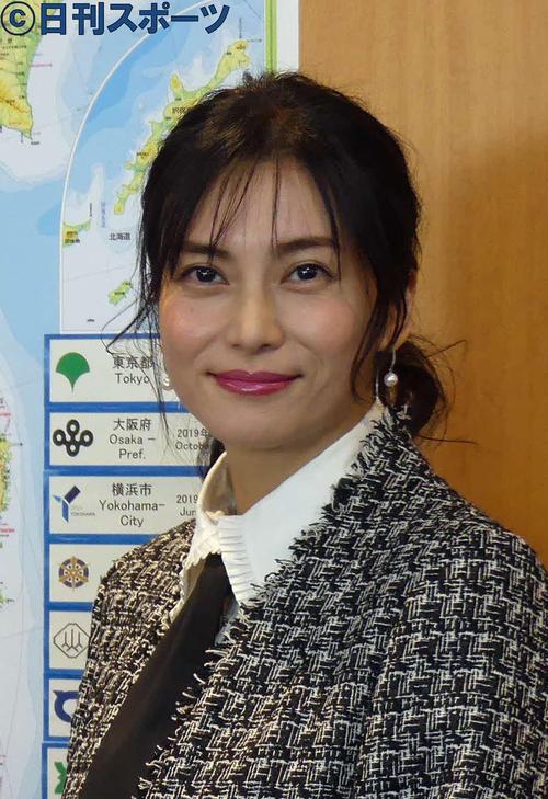 柴咲コウ(19年12月20日撮影)