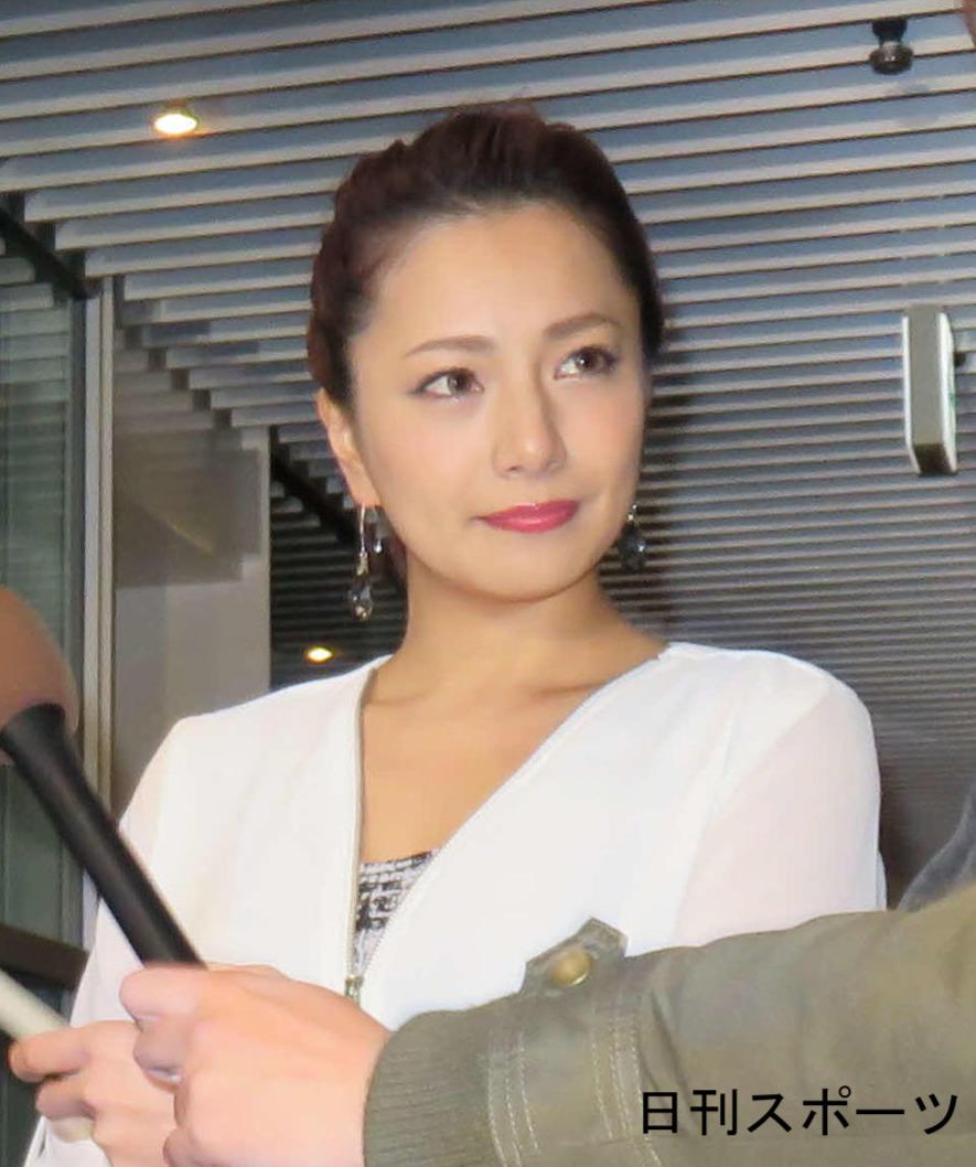 三船美佳(2016年1月9日撮影)