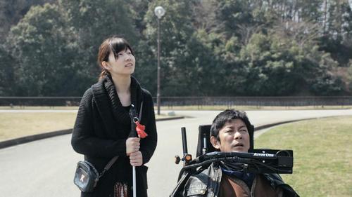 「二人ノ世界」で共演した土居志央梨と永瀬正敏(C)2020『二人ノ世界』製作プロジェクト