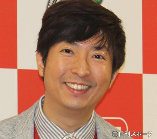 有村昆氏(2018年4月18日撮影)
