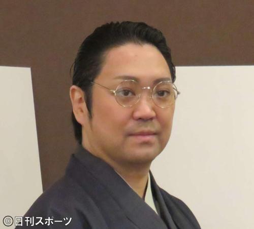 尾上松緑 激怒ブログの反響「少々面食らっている」
