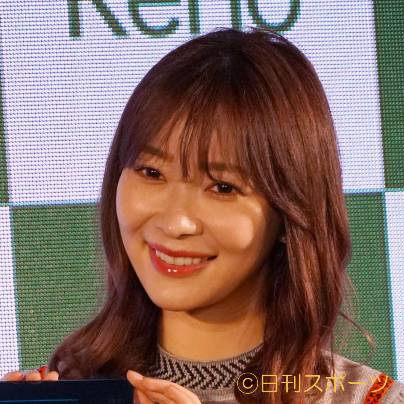 指原莉乃(19年10月撮影)